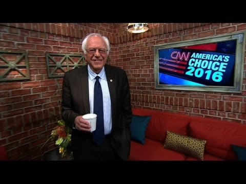 Full Bernie Sanders interview (Part 1)