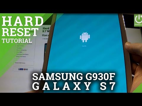 Safe Mode SAMSUNG G930F Galaxy S7 - HOW TO ENTER and QUIT Safe Mode