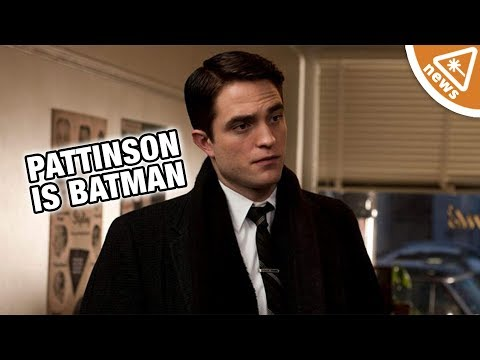 Why Rob Pattinson's Batman Casting Is More Important than You Think! (Nerdist News)