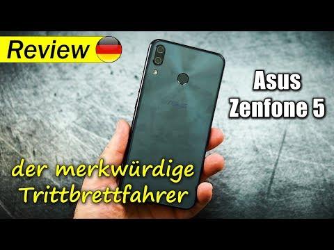 Asus Zenfone 5 | 50% richtig gut, 50% merkwürdig...