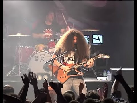 Coheed And Cambria and The Contortionist tour - Lizzy Borden new video The Scar Across My Heart
