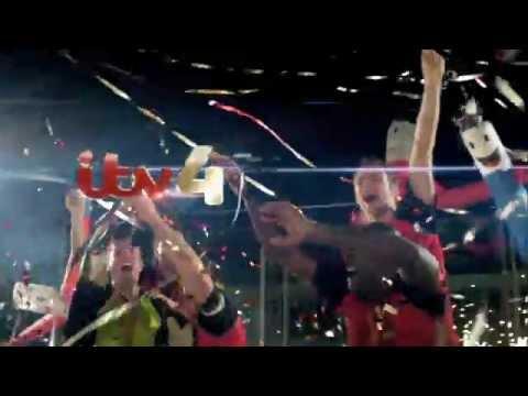 ITV4 2013 Ident: Trophy Lift