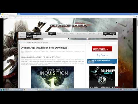 DOWNLOAD DRAGON AGE INQUISITION [ PC ] [ NO TORRENT ] [ DIRECT LINK ] [ NO SURVERY ]