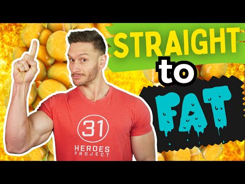 Do You Store Carbs as Fat on Keto?