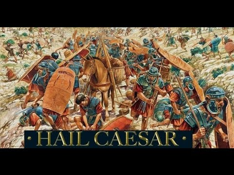Hail Caesar Battlereport 'Revolt' Episode 5