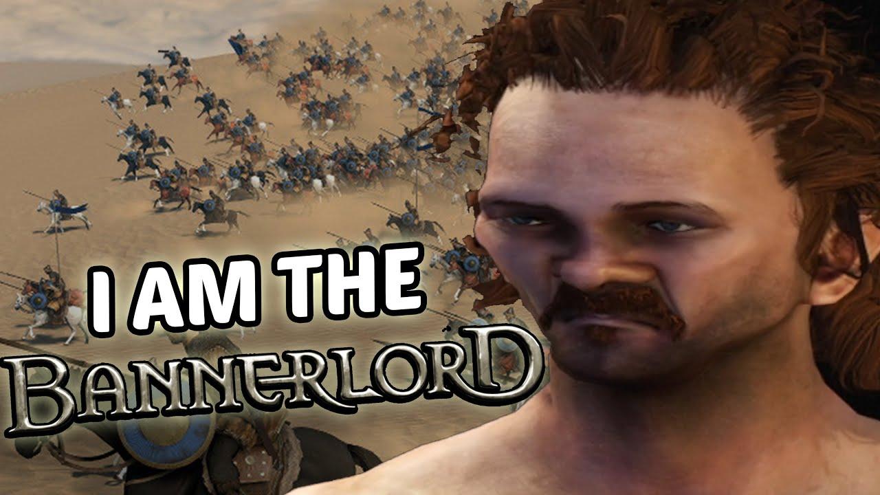 Украсть добычу у лорда мод Mount and Blade 2 Bannerlord