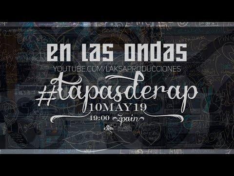 #tapasderap #30 con SLAM - HipHop Rap Underground en vivo