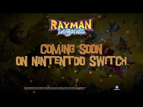 Rayman Legends: Definitive Edition on Nintendo Switch: Michel Ancel Interview