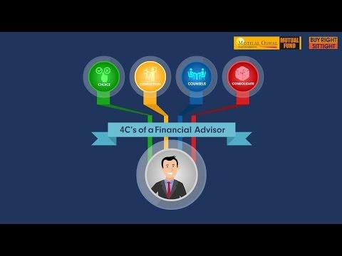 Role of a Financial Advisor