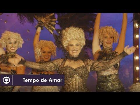 Tempo de Amar: conheça Madame Lucerne, personagem de Regina Duarte