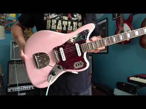 The Worst Squier I've Ever Purchased? Squier Classic Vibe 70's Jaguar Limited Edition Shell Pink