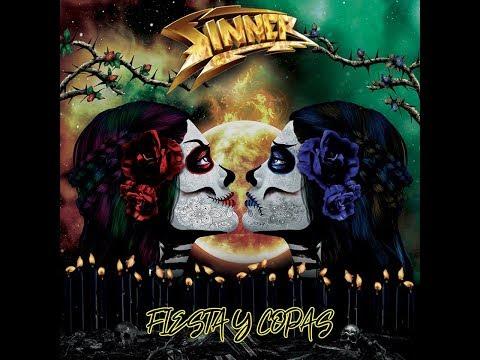 """Sinner new album Santa Muerte new track """"Fiesta Y Copas"""", out soon!"""