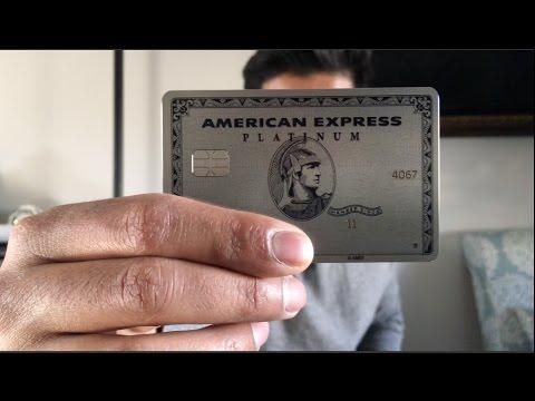Metal AMEX Platinum Card