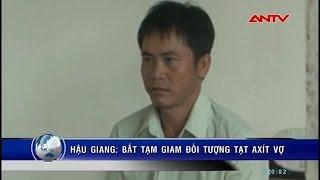 bi tat axit vi khong chiu chieu chong