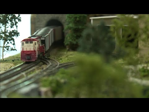 Model trains go from online to in store