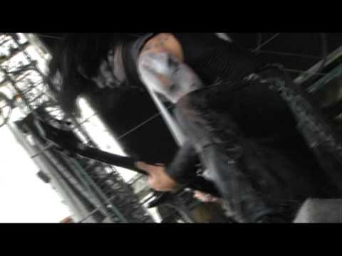 Behemoth  Conquer All   Hellfest 2010