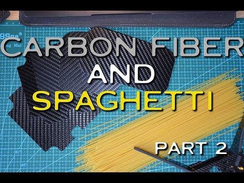 Carbon fiber composites in drones. Explained.
