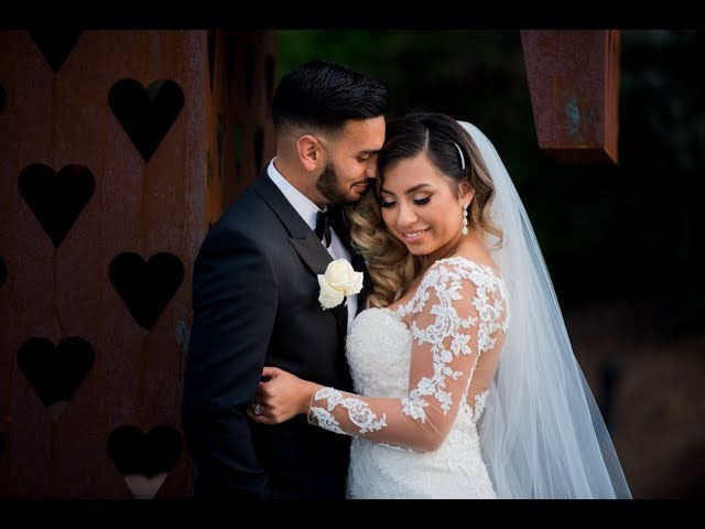 Erika & Eric | Five Wounds Church & Willow Heights Mansion