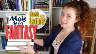 MOIS DE LA FANTASY 2019 | Choisis mes lectures !