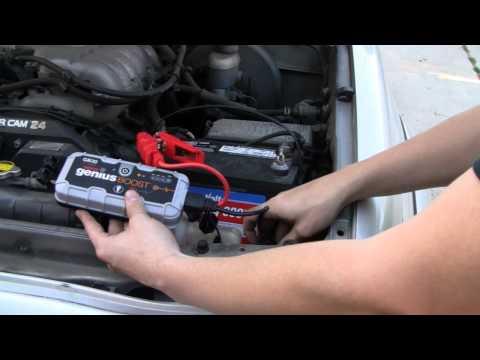 Napa Lithium Iron Jump Starter 85 901 Blue Fuel