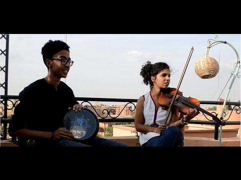 Andou Zin-Asma Lmnawar Cover By Mariam Driouache ft Mehdi Boudanga