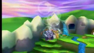 Spyro 3: Year of the Dragon Glitches - Sunrise Spring Worlds