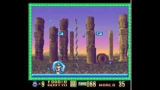 SNES Longplay [382] Super Pang