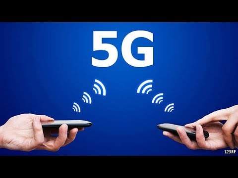 UAE lunches 5G network  across the country 2018