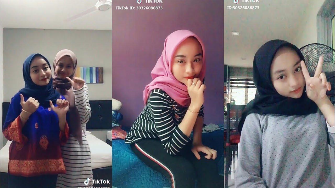 Tik Tok Hijab Hot Malaysia  Terbaik 61 Hit Video - Youtube-2496