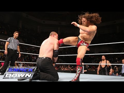 Daniel Bryan vs. Kane: SmackDown, January 15, 2015