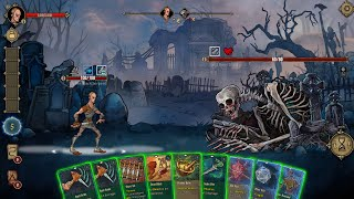 Deck of Ashes - Gameplay (PC/UHD)