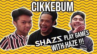 #Cikebum Bersama Hazeman Huzir (Teka Lagu 90s Vs 2000s)