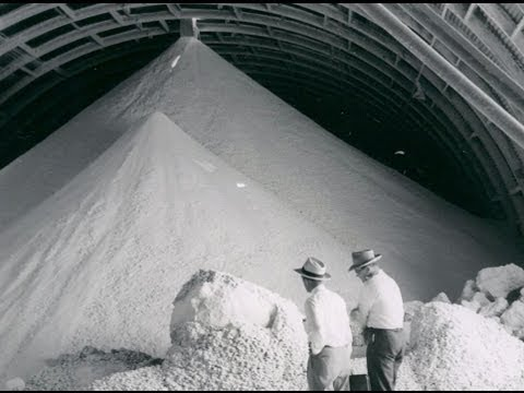 History Of The West Mine And Intrepid Potash At Carlsbad, New Mexico