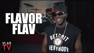Flavor Flav on Being a Drug Addict for 18 Years, Having a $2500 per Day Habit (Part 3)