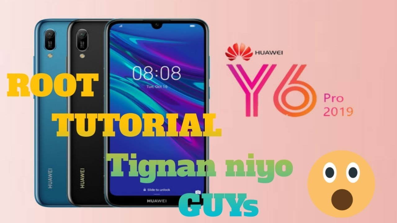 Huawei Y6 Pro Root Videos - Waoweo