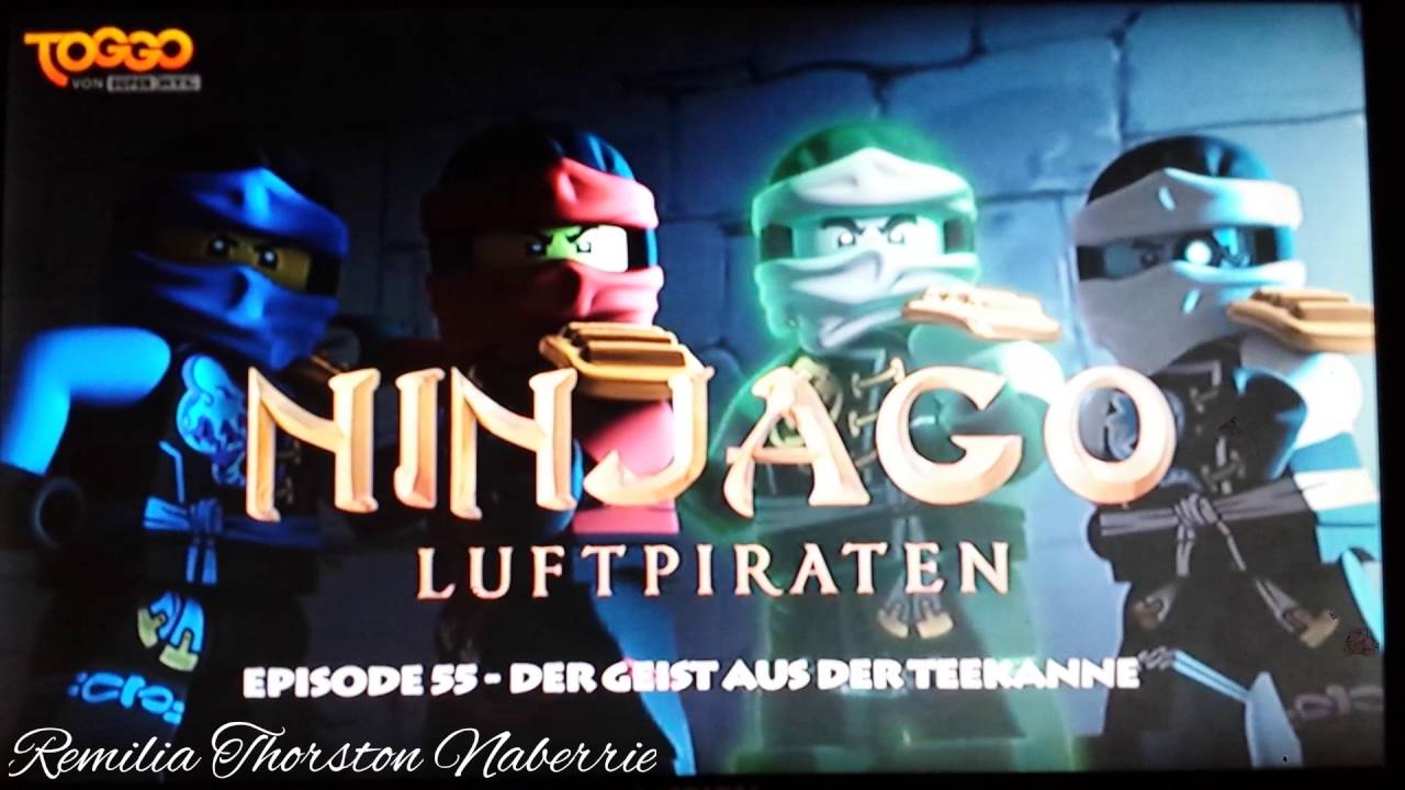 Ninjago - Luftpiraten (kleiner Ausschnitt) - YouTube