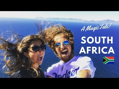 SOUTH AFRICA GoPro HD - A Magic Tale!