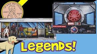 Hasbro Exclusive Comic Con Marvel Legends Collectors Sets