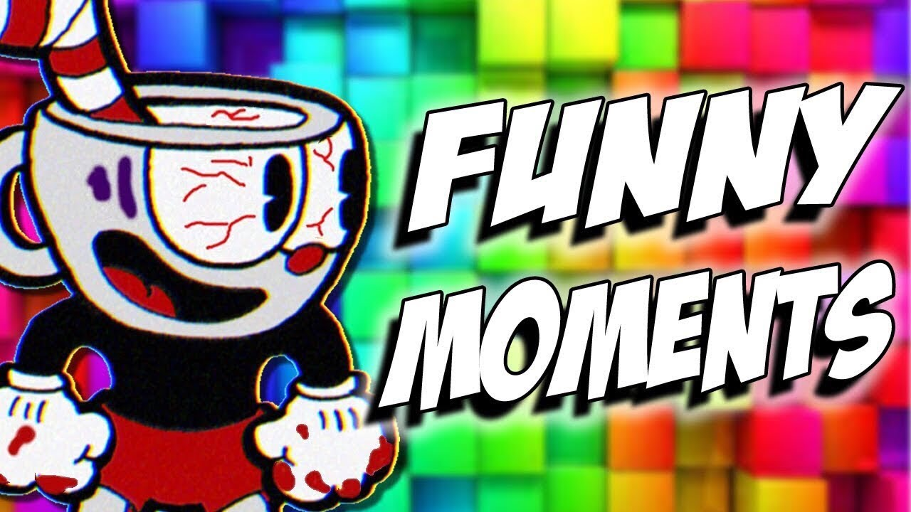 Best Of Cuphead Funny Moments Montage Of Rage