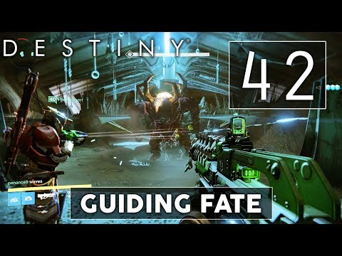 [42] Guiding Fate (Let's Play Destiny: King's Fall raid w/ GaLm, Goon, and friends)
