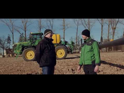 Demo tour R4050i PowrSpray John Deere | Amrol