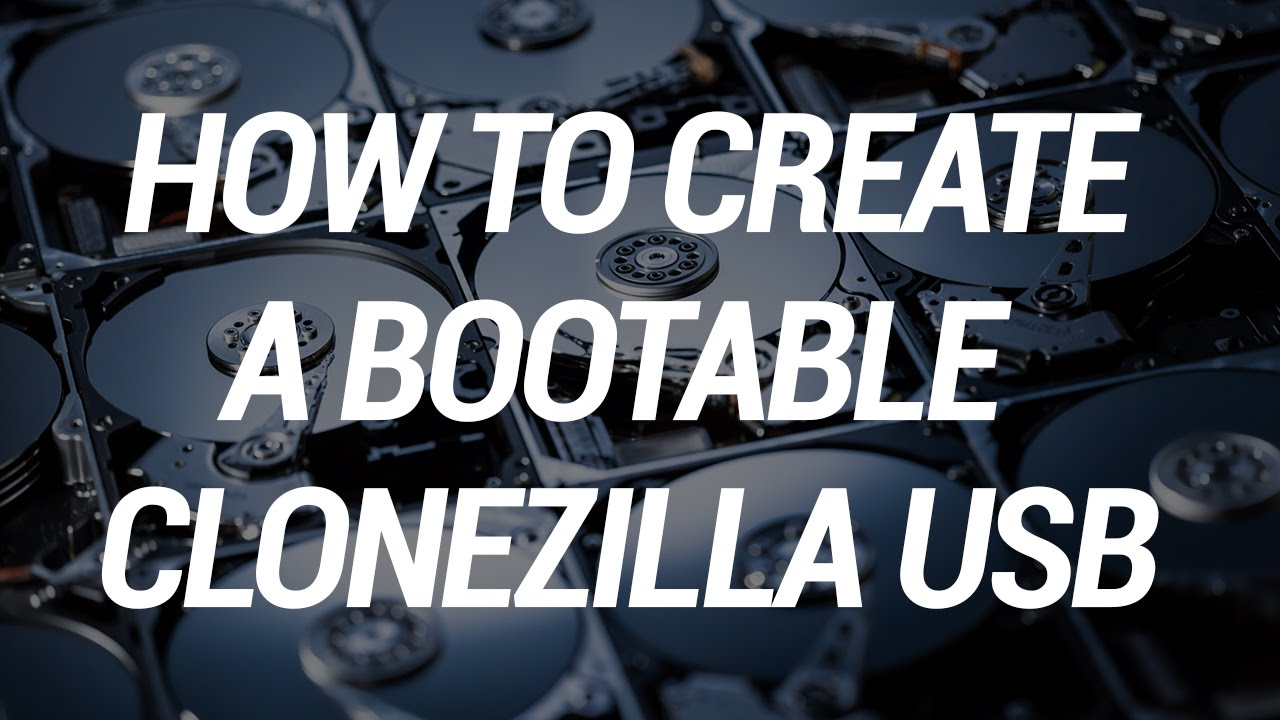 how to create a bootable flash