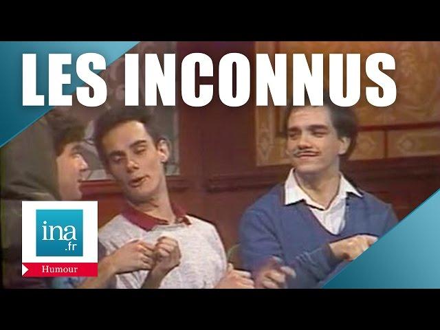 Les Inconnus à larmée | Archive INA