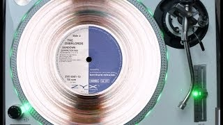 THE OVERLORDS - SUNDOWN (SUNFACTOR 909 - CONAMIX) (℗1991)