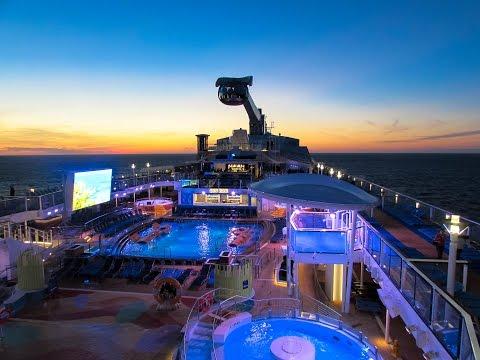 Quantum of the Seas Cruise Ship Video Tour - Cruise Fever