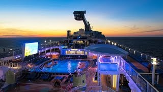Quantum of the Seas Cruise Ship Video Tour - Cruise Fever