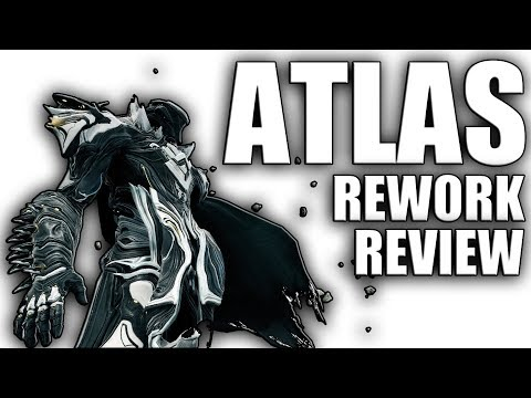 Warframe - Atlas Rework Review & Build