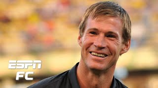 Brian McBride is 'the perfect choice' to be USMNT GM - Shaka Hislop | ESPN FC
