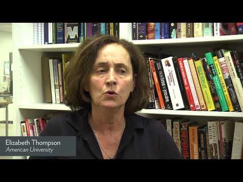 Islamist Views On Piety And Democracy: Elizabeth Thompson