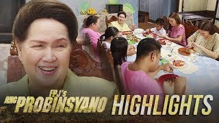 Flora receives support from her family | FPJ's Ang Probinsyano (With Eng Subs)
